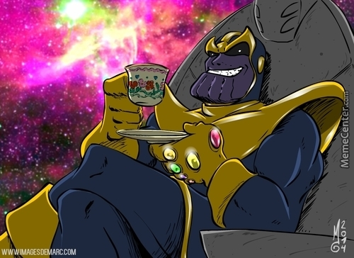 Thanos Memes. Best Collection of Funny Thanos Pictures