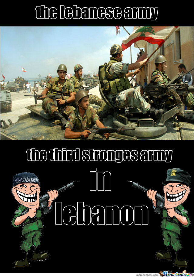 The Third Strongest Army