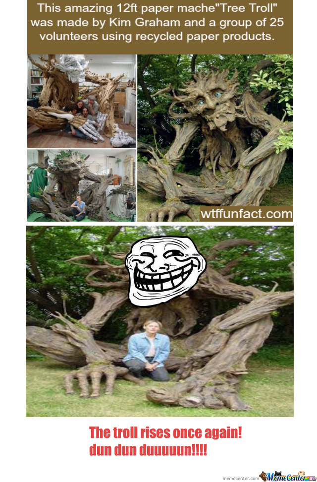 The Troll Tree :o