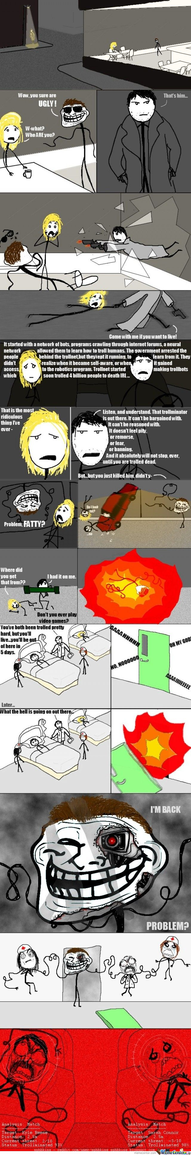 The Trollface Story: Part 1