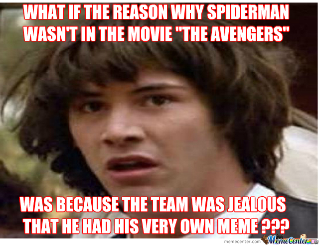 The True Reason Of The Avengers.....