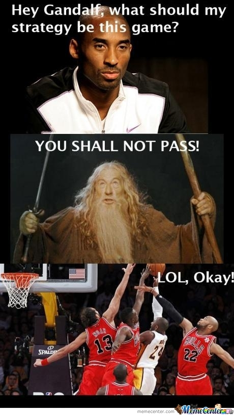 The Truth About Kobe Not Passing The Ball