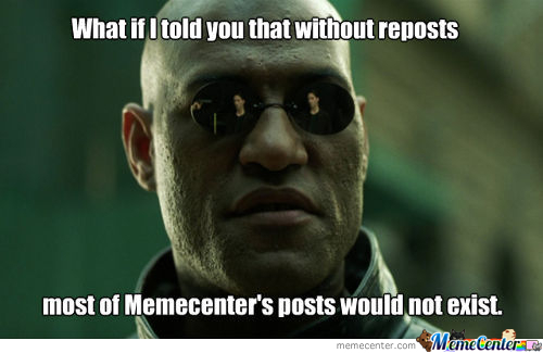 The Truth About Reposts
