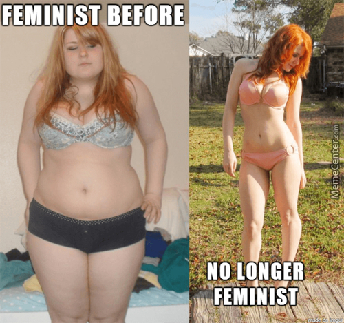 The Truth Behind Feminists.