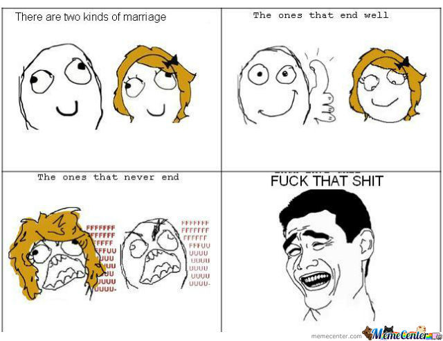 The Truth Of Marriage