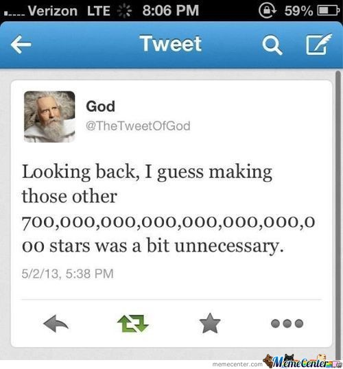 The Tweet Of God