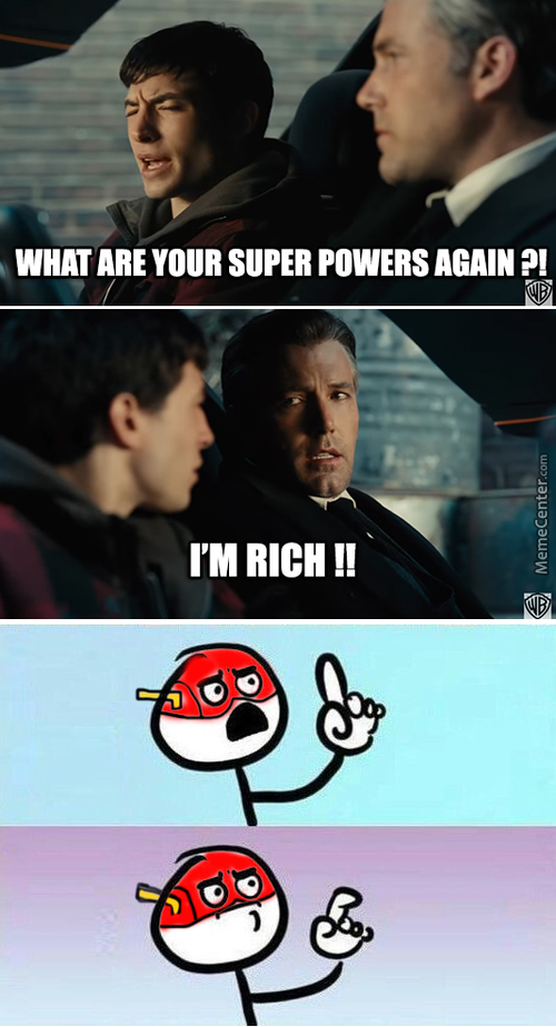 The Ultimate Super Power !