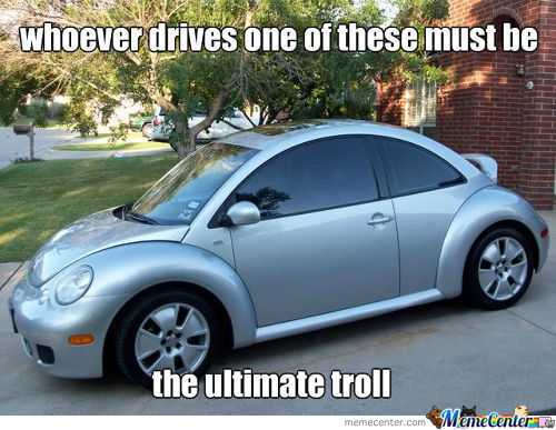 The Ultimate Troll