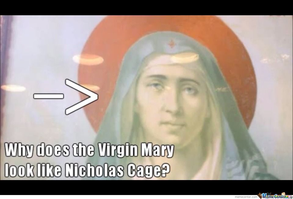 The Virgin Cage