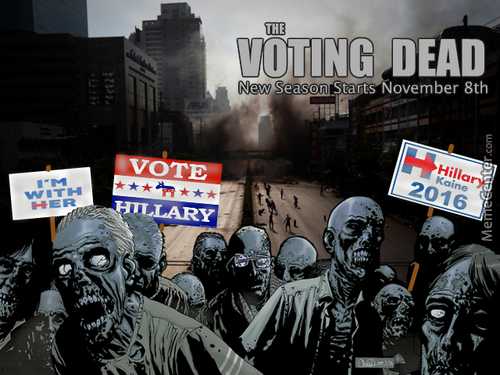 The Voting Dead