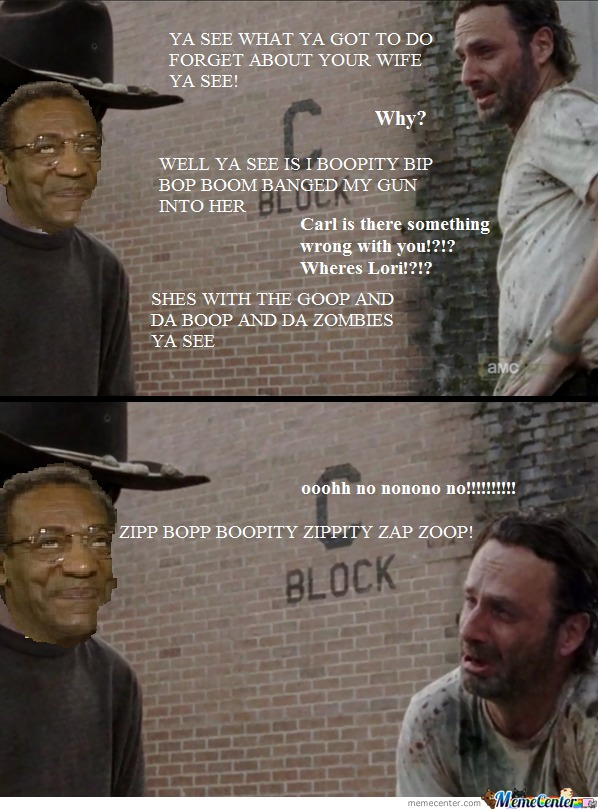 The Walking Bill