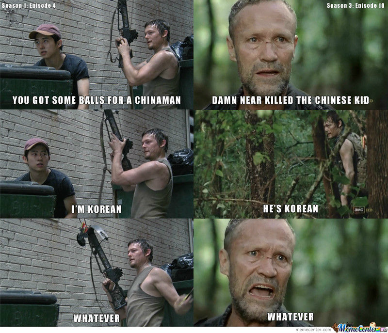 The Walking Dead Fans Gonna Understand