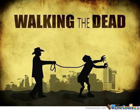 The Walking Dead : Your Doing It Wrong