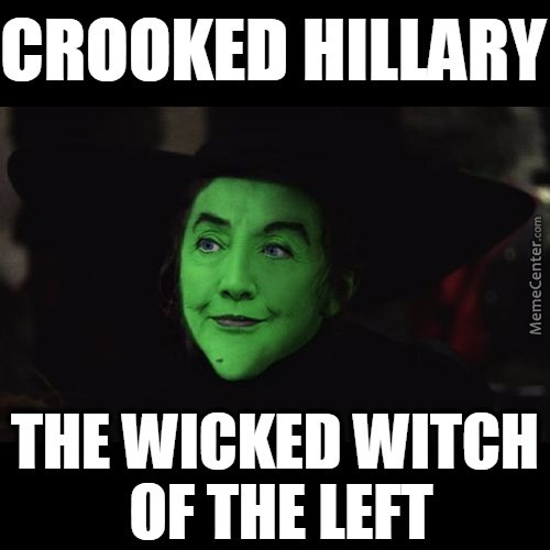 The Wicked Witch Of The Left