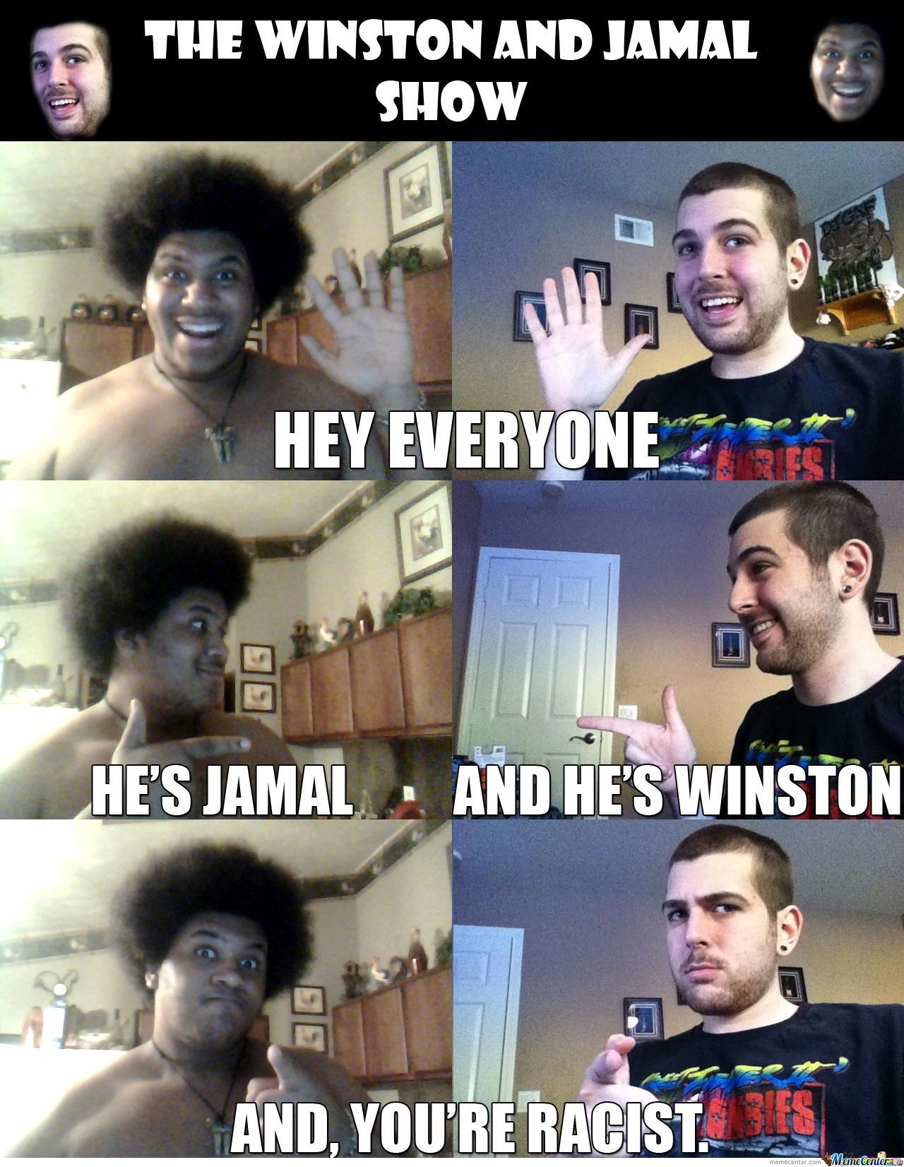 The Winston And Jamal Show