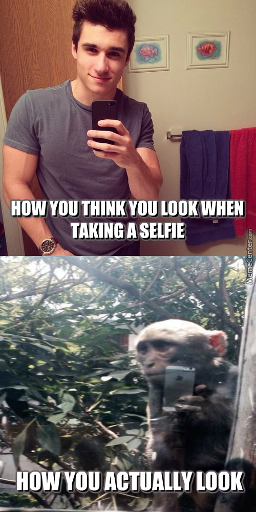 The Word Selfie Is Awful.