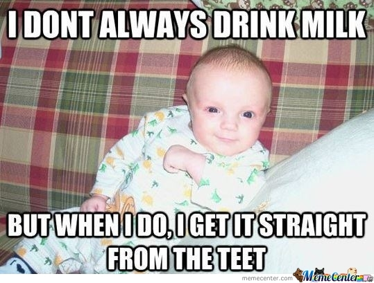 The Worlds Most Interesting Baby
