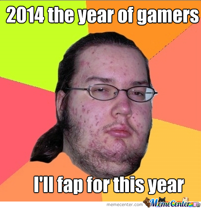 The Year Of Gamers