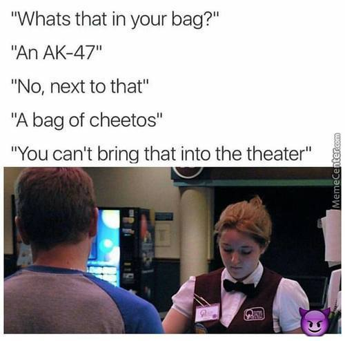 Theater Logic.
