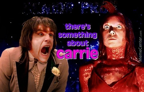 There's Something About Carrie