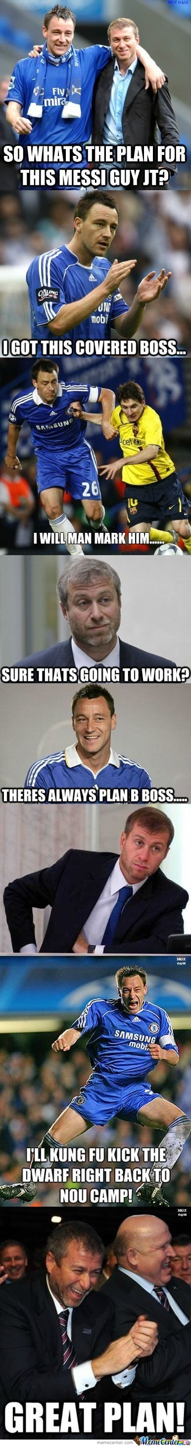 There's Only One John Terry...