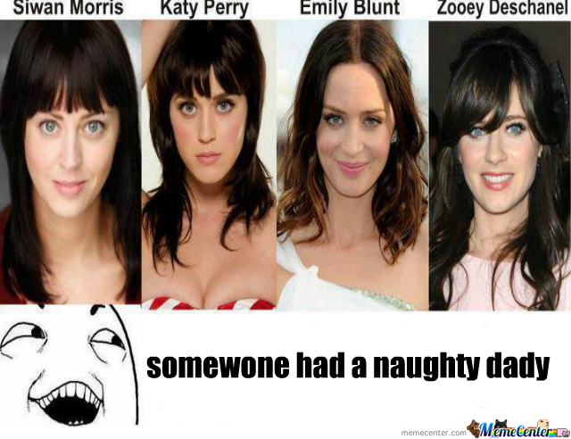 They All Look A Like