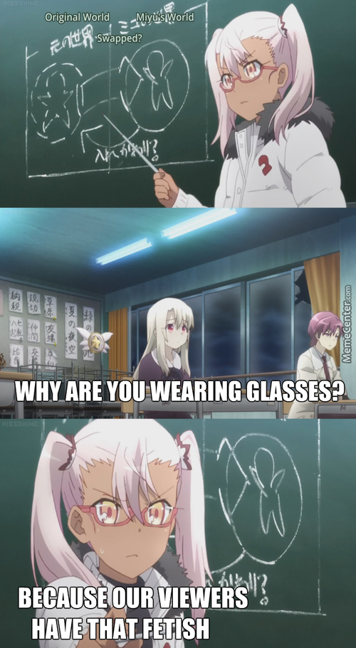 They're Classy Red Too  (Fate/kaleid Liner Prisma☆Illya 3Rei!!)