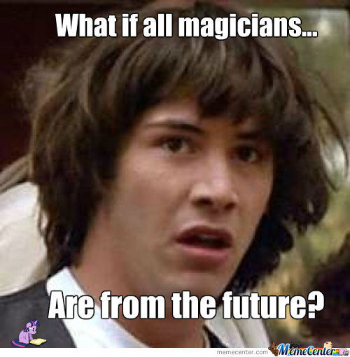 They Have Futurely Powers!