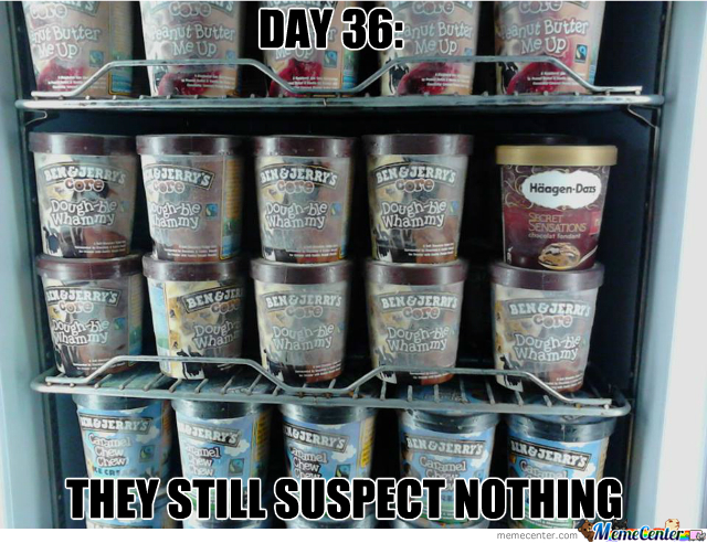 They Suspect Nothing...