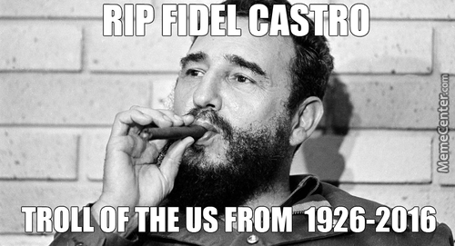 They Tried To Kill Castro With An Exploding Cigar Once