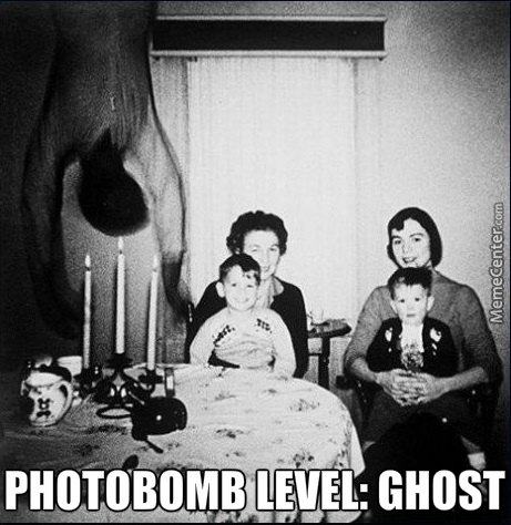 They Will Come From The Other Side To Ruin Your Photo