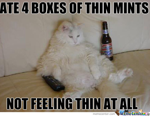 Thin Mints Don't Work