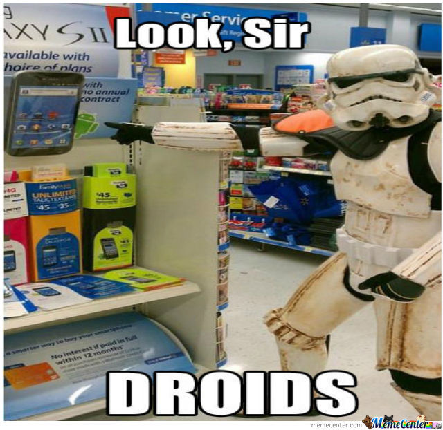 This Droid Could Be Of Use To Us