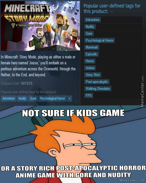 This Game Will Definetly Be Stupid Either Way