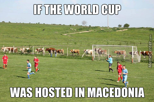 World Cup Macedonia