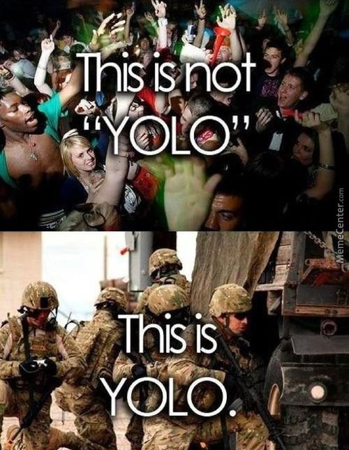 This Is 'yolo'