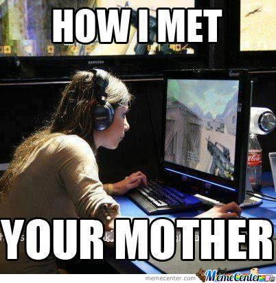 This Is How I Met Ur Mother...