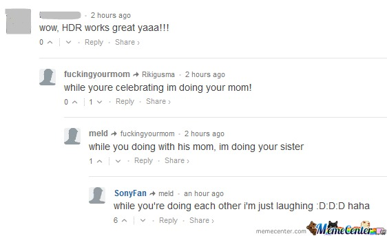 This Is How The Comment In Blogs Nowadays