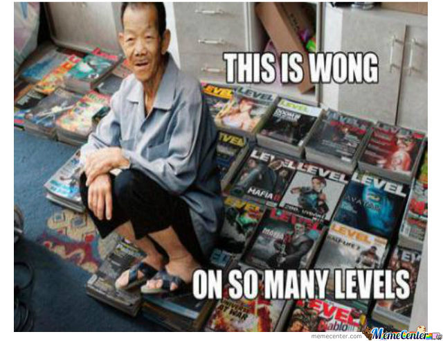 This Is Mr Wong
