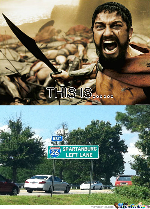 This Is Spartanburg.