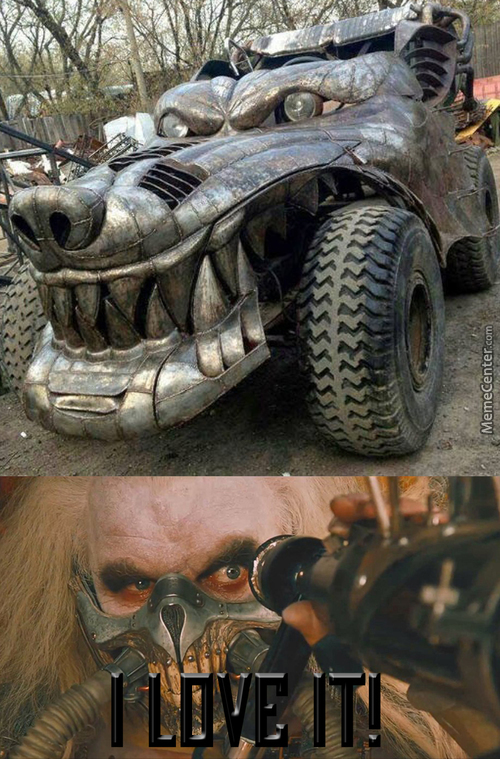 This Is The Most Awesome Custom Vehicle.