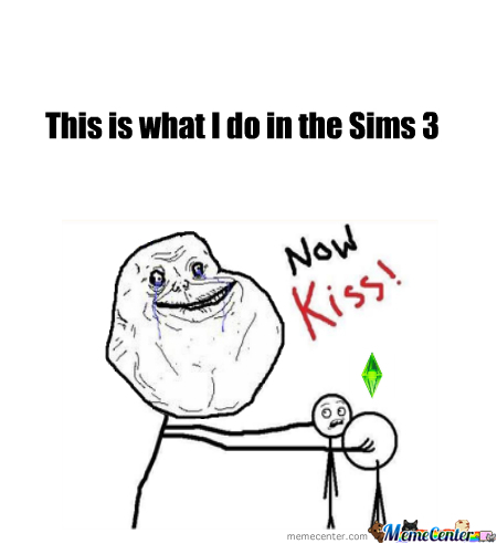 This Is What I Do In The Sims