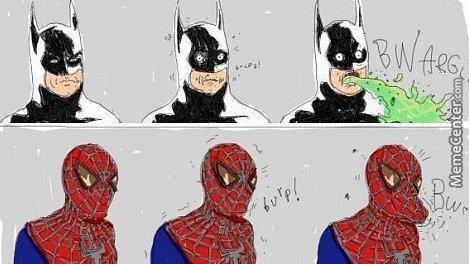 This Is Why Batman Is Superior To Spiderman