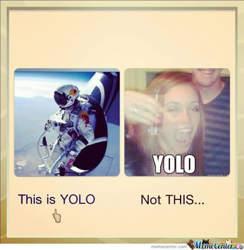 This Is Yolo