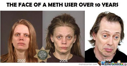This Isnt Normal, But On Meth It Is