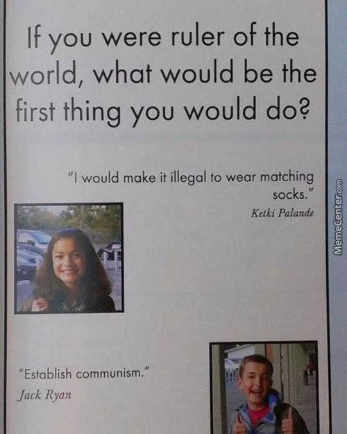 This Kid Is Going Places, And Its Definitely Not Gulag