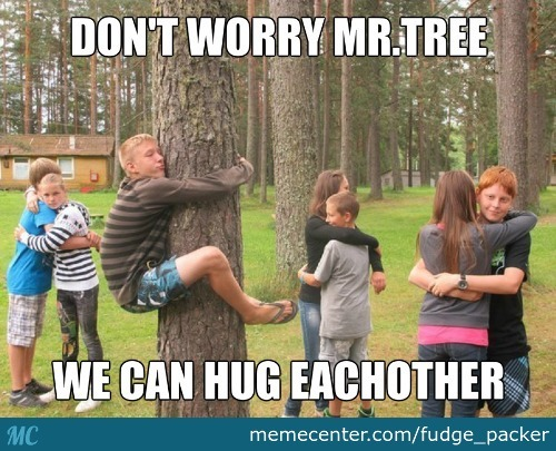 This Tree Will Be My Husband