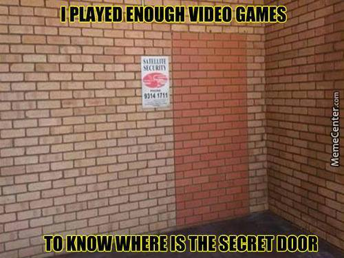 This Why I Love To Be A Gamer...