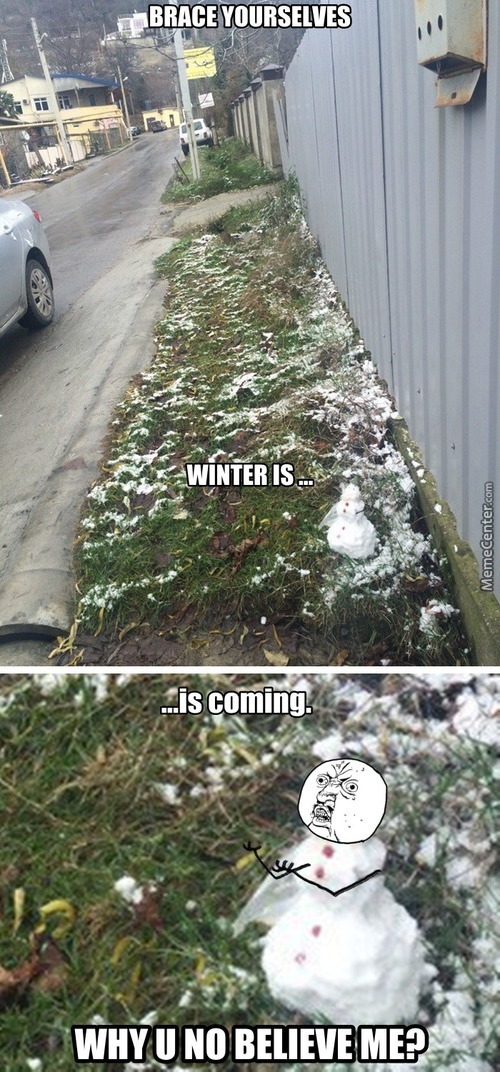 This Winter So Far