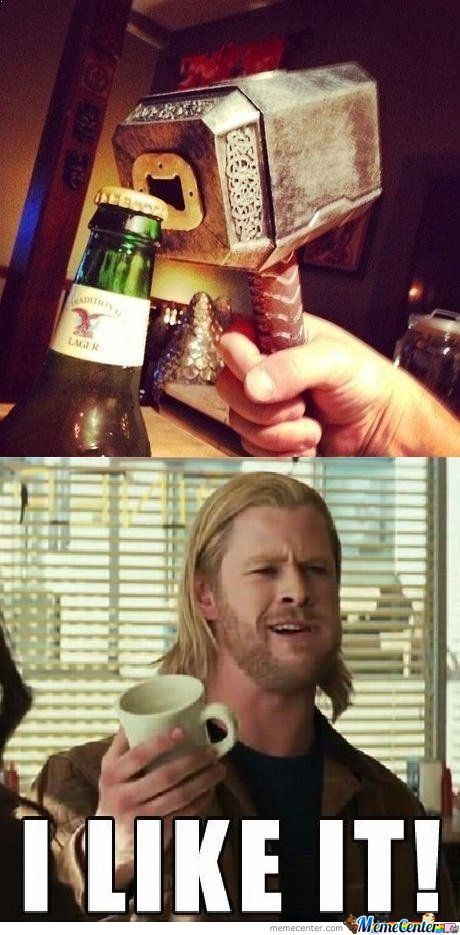 Thor Approves
